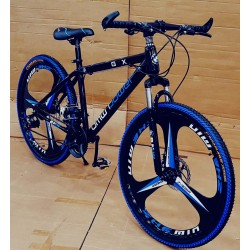 BMW Black Folding Sports Cycle