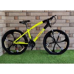 AUDI 6 Spoke Folding Cycle