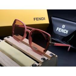 FENDI Pink Sunglasses for women