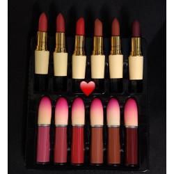 Matte Lipstick & Gloss for women