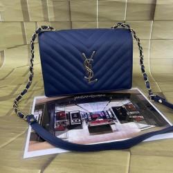 YSL SLING Blue Ladies Bag