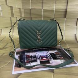 YSL SLING Green Ladies Bag