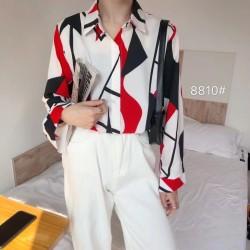 Designer Chiffon shirts for Her