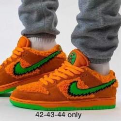 Nike Orange Shoe