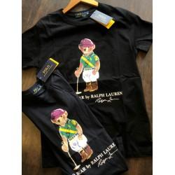 POLO Black T-shirts