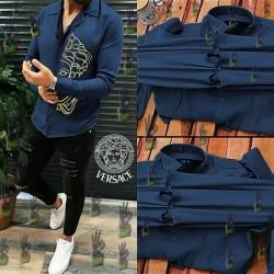 Versace Lycra shirts men